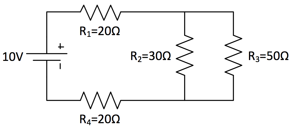 What Are Resistor  binations on electrical math formulas