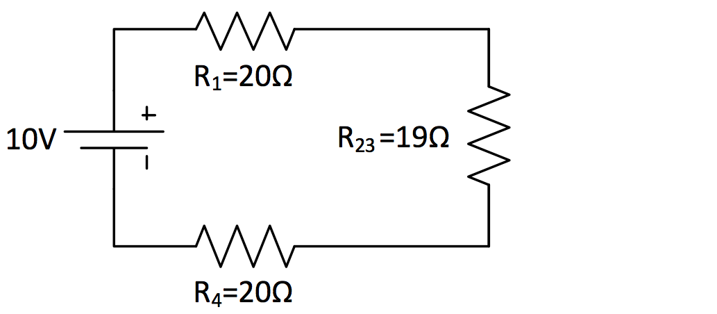 Circuit Analysis – Series and Parallel Circuits Worksheet
